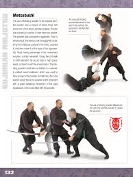the illustrated ninja handbook hidden techniques of ninjutsu