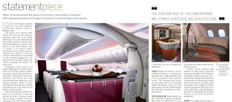 Aircraft Interior Design Aim Aviation Features In Aircraft Interiors International