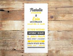 wedding invitations kilkenny quite wedding stationery by ivory