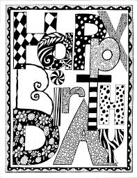 birthday card amazing black and white birthday cards black