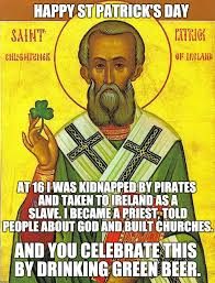 St Pattys Day Meme - happy st patrick s day