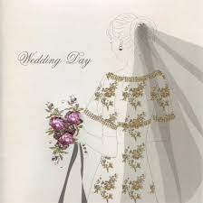card for on wedding day mojolondon wedding day card by five dollar shake