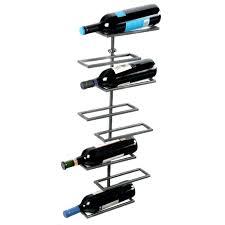 tribeca 8 bottle wall mounted wine rack hayneedle