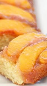 peach upside down cake i have a bunch of canned peaches i need to