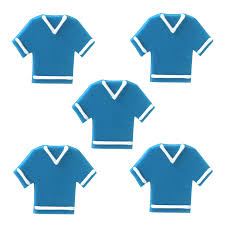 football cake toppers football cake decorations blue football shirt cupcake toppers