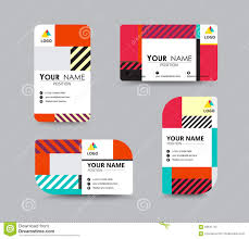 Business Name Email Address by Modern Business Card And Name Card Design Stock Vector Image