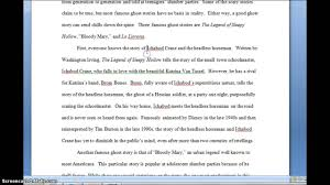 Sample Essay Question For Job Interview Examplification Essay Exemplification Essay Outline What Is A