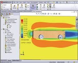 cfd tutorial inlet flow air over a wing and more solidworks