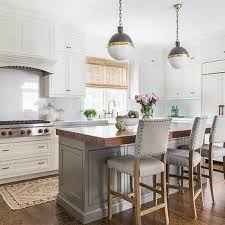 kitchen island with chairs best 25 butcher block island ideas on kitchen island