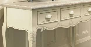 Hallway Table Cream Wooden Console Hallway Table With Drawers Country Ash