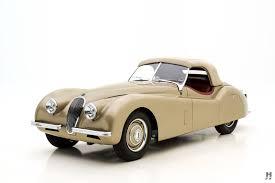 1952 jaguar xk 120 u201cclark gable u0027s u201d hyman ltd classic cars