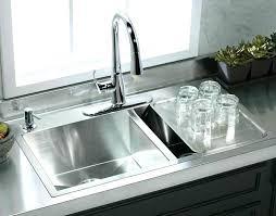 best stainless steel kitchen faucets modern stainless steel sink interior kitchen modern chrome kitchen