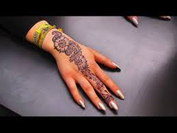 my henna jagua tattoo 1 youtube