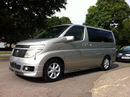 minivan nissan used nissan elgrand cars for sale motors co uk