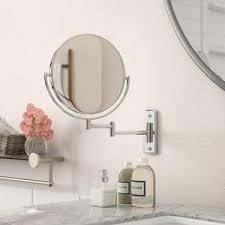 round mirrors you u0027ll love wayfair ca