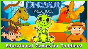 dinosaur games free for kids android apps on google play