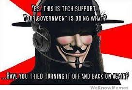 this is tech support your government is doing what weknowmemes