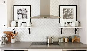 tiled kitchen backsplash pictures kitchen backsplashes dazzle with their herringbone designs