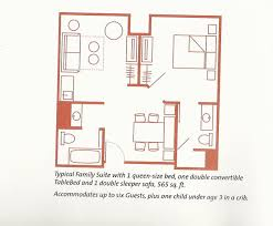 disney art of animation floor plan pros and cons of family suites at art of animation and all star