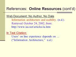 MLA in Text Citation with Website No Author  MLA Web no authorpng     Learning and Research Guides   LibGuides Image titled Cite Sources in MLA Format Step