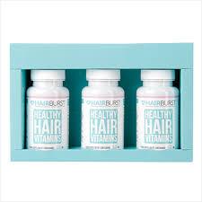does hair burst work hairburst 3 x 60 capsules holland barrett