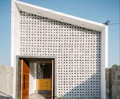 Home Design Shows Melbourne by Low Cost Perforated Home In Vietnam Shows Off The Charms Of