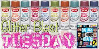 mark montano the amazing glitter blast tuesday is here