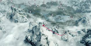 Elder Scrolls Map Image Troll Den Rkund Map Png Elder Scrolls Fandom Powered