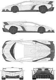 Lamborghini Aventador Dimensions - the blueprints com blueprints u003e cars u003e lamborghini u003e lamborghini