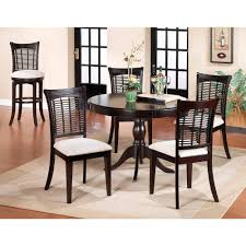 Cherry Dining Room Chairs Hillsdale Furniture Bayberry Dark Cherry Dining Table 4783dtb