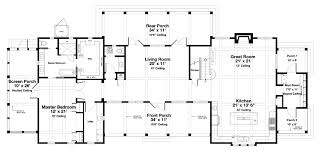 beach style house plan 4 beds 4 5 baths 3000 sq ft plan 443 19