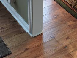 Laminate Flooring Door Jamb Great Fix For Gaps Under Door Casings