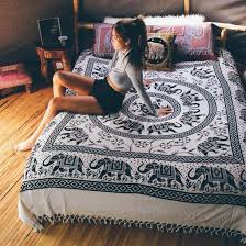 Black And White Bed Best 25 Elephant Bedding Ideas Only On Pinterest Elephant