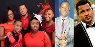 ghanaian actor van vicker van vicker shares photos of his family shows off his kids
