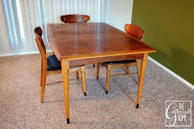 lane acclaim end table found mid century lane acclaim dining table and chairs the