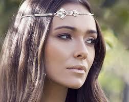forehead headband wedding hair wreaths tiaras etsy nz