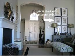 wall ideas ideas about tall living room wall decorating ideas