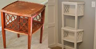 end table with shelves ask wet forget contemporary and industrial diy shelving units