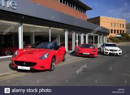 Ferrari California 2013 - red ferrari california 458 italia u0026 white mercedes c63 amg black