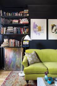 a small space painting trick that makes rooms look larger