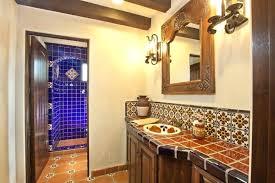 Mexican Bathroom Ideas Mexican Bathrooms Bathroom Decor Mexican Bathrooms Ideas Justget