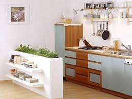Modern Kitchen Decorating Smart Kitchen Decorating With Edible Herbs