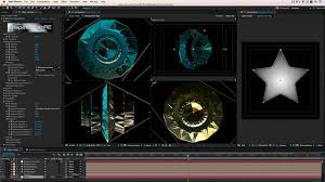 Displacement Map After Effects Tutorial After Effects 3d Shape Morphing With Mettle Shapeshifter