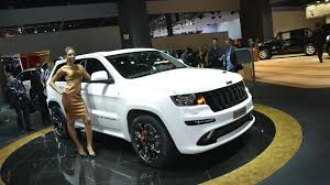 srt8 jeep 2013 jeep grand cherokee srt8 limited edition brings some us