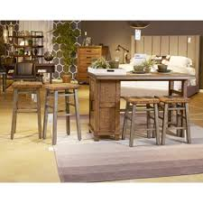 counter table with storage dondie counter table w storage dining set shop for affordable home