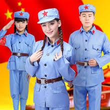 Army Halloween Costume Women Popular Costume Chinese Buy Cheap Costume Chinese Lots