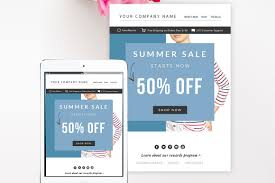 sales fashion e mail template psd email templates creative market