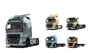 volvo lorry volvo trucks interactive overview