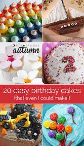 how to make a cake step by step simple birthday cake tutorial creative ideas