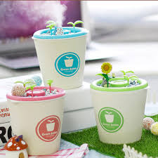 Cute Flower Pots by Cute Mini Ceramic Usb Air Anion Humidifier Essential Oil Aroma